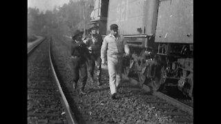 """Train 921"" - short movie"