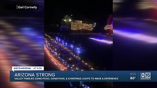Arizona Strong: Valley families do their best to make a difference
