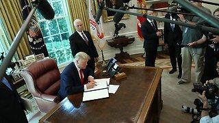 President Trump Imposes New Sanctions Against Iran