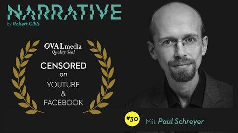Narrative #30 - Paul Schreyer