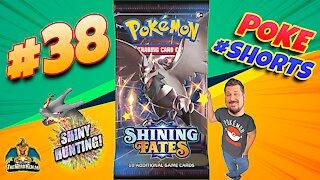Poke #Shorts #38 | Shining Fates | Shiny Hunting | Pokemon Cards Opening