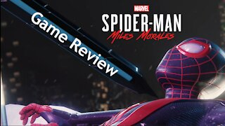 Spider-man Miles Morales Review - Video Game Review #1