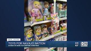 Navajo Nation hoping for a 'Christmas miracle'