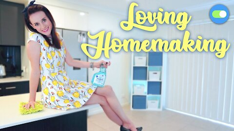 HOW I FELL IN LOVE WITH HOMEMAKING