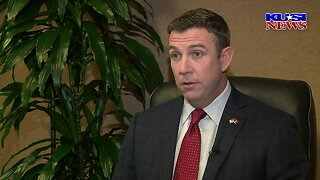 Rep. Duncan Hunter speaks on plea change, political future