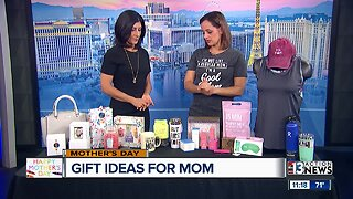 Galleria at Sunset shows gift ideas for Mother's Day