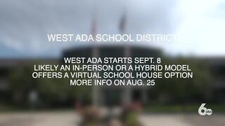 Here's how the first day will look in different school districts