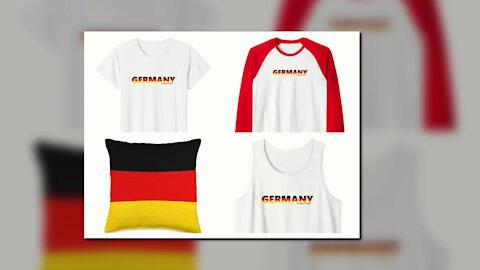GERMANY. I LOVE YOU GERMANY/SAMER BRASIL (AMAZON.COM) Deutschland