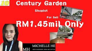 property malaysia TamanAbad #CenturyGarden #ShopOfficeShop For SALE 店屋出售