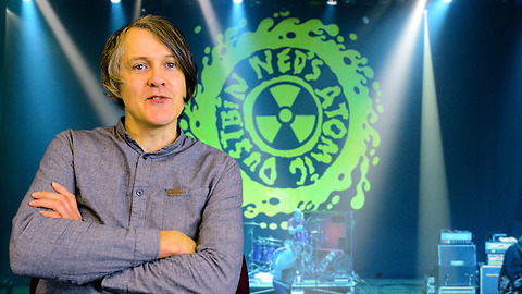 Neds Atomic Dustbin frontman, Jonn Penney, launches new tour dates