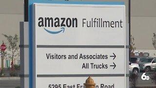 Amazon Fulfillment Center in Nampa almost open