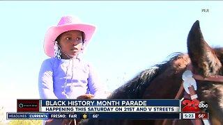 2020 Black History Month parade