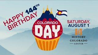 Colorado Day interview with historian Dr. Duane Vandenbusche