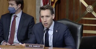 Josh Hawley SHREDS Dems to Their Faces for Mocking Americans on Election Integrity
