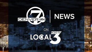 Denver7 News on Local3 8 PM   Wednesday, May 12