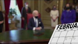 President Biden's to-do list