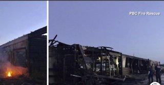 At least 3 horses killed in Wellington barn fire