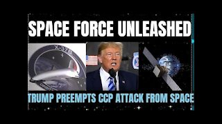 Trump Releases Space Force