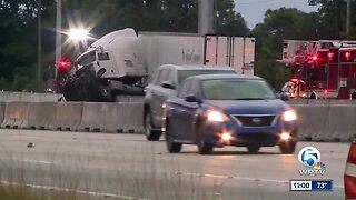 I-95 lanes reopen
