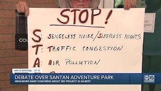 Appeal hearing held on Santan Adventure Park