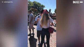 Una proposta speciale a Disneyland!