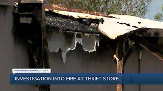 Riviera Beach fire impacts organization that helps community