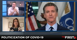 Gavin Newsom Used COVID-19 Lockdowns as Political Weapon