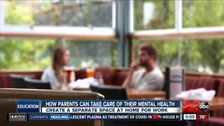 Local therapist gives advice for parents during virtual school year