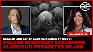 Jab: Scientist Discovers Hatching Eggs, Parasites Birthed After Injection