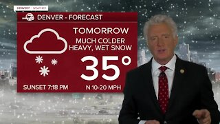 Colorado Winter weather timeline: How much snow will fall where?