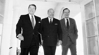 Reagan-era Sec. of State George Shultz Passes Away