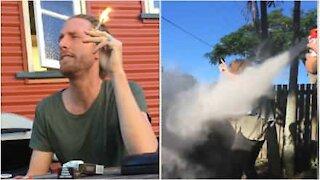 Maniere esilaranti per far smettere di fumare le persone