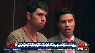Woman sexually assaulted after leaving the Padre Hotel