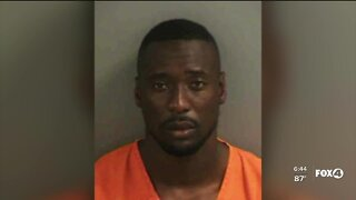 NFL player Mackensie Alexander is arrested after returning to Immokalee in search of missing father
