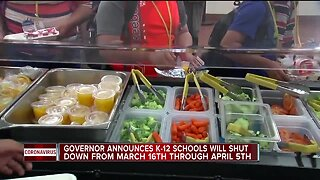 Metro Detroit food bank steps up to help families that rely on school lunches
