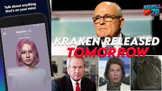 Kraken Releases Tomorrow - Sidney Powell Filing In GA