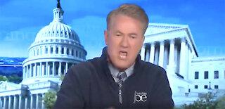Joe Scarborough rants about American democracy