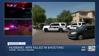 Husband, wife killed in murder-suicide