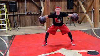 Improve Your Dribbling With This Serious 2-Ball Drill...