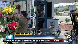 Some businesses reopen for curbside pickup and delivery