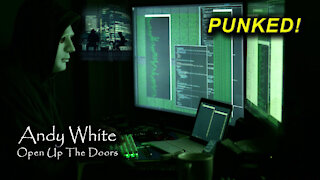 Andy White: PUNKED!