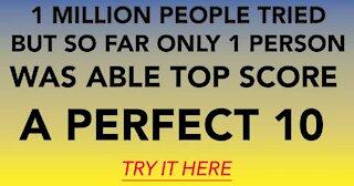 1 Million people tried