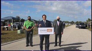 Florida Travel Ban 'Political attack against Florida' Gov DeSantis