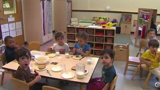 Finding child care for essential workers