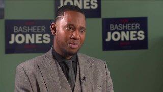 Ward 7 City Councilman Basheer Jones announces he's running for Cleveland mayor