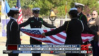 Ceremony commemorating the 78th anniversary of Pearl Harbor attacks to happen in Bakersfield