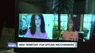 Offline matchmakers take on new challenge during COVID-19 outbreak