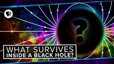 What Survives Inside A Black Hole?