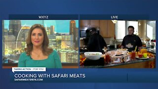 Cooking Up Some Delicious Food with Safari Meats