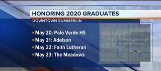 Honoring 2020 graduates